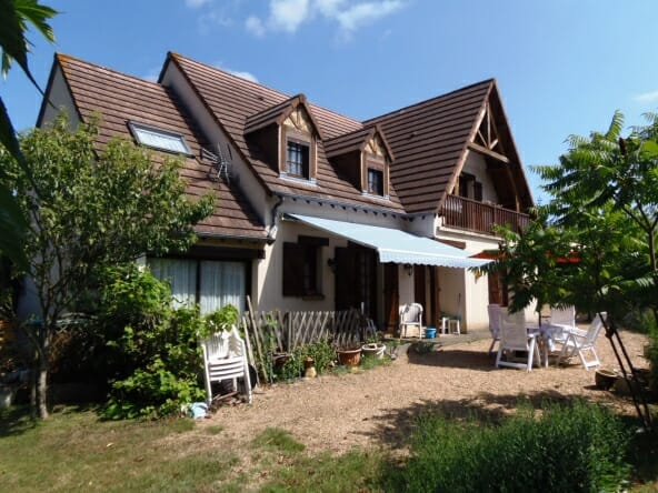 belle maison en France